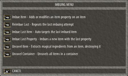 Imbuing – Ultima Online