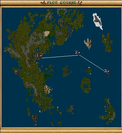 Ships Guide Ultima Online