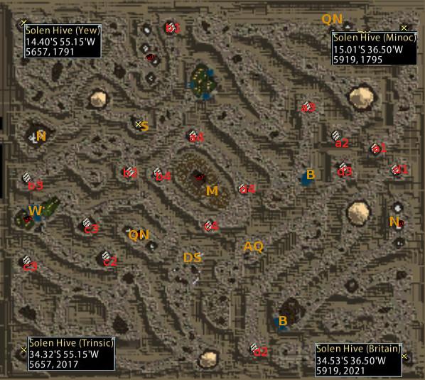 The Ambitious Solen Queen Quest – Ultima Online