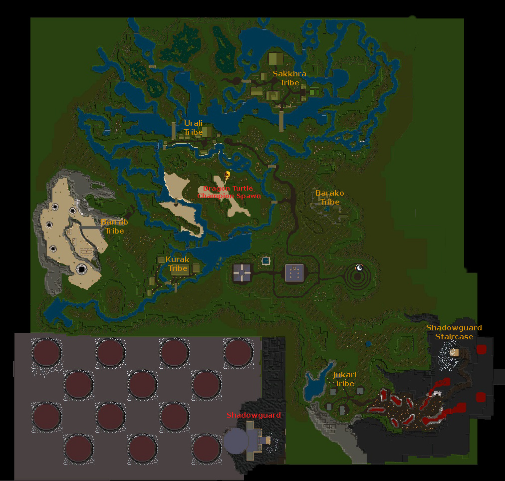 The Tribes Of Eodon Ultima Online