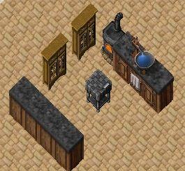 Decorative Kitchen Set – Ultima Online